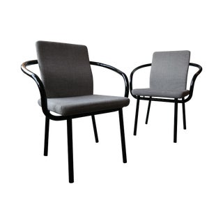 "Ettore Sottsass ""Mandarin"" Chairs for Knoll - Pair"