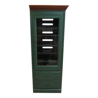 Ethan Allen Country Crossings Media TV Cabinet