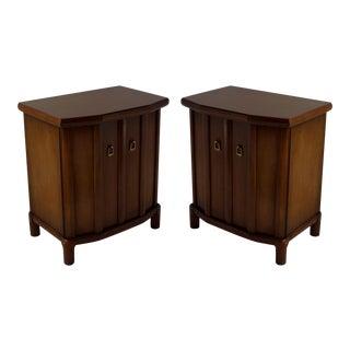 Vintage Henredon Nightstands - A Pair