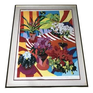 Joanne Cooper Silkscreen Print
