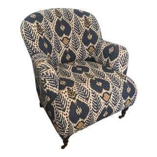 Custom Upholstered Arm Chair