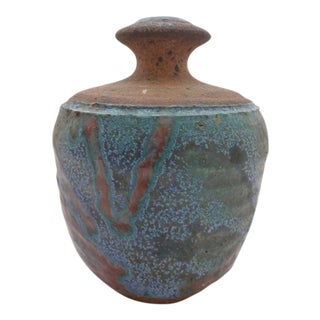 Lyman California Studio Pottery Vase