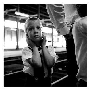 Vivian Maier - Chicago (Boy Holding Ears) 1961-65