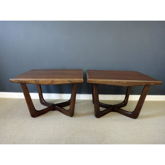 Pair of Adrian Pearsall Side Tables - Image 2 of 5