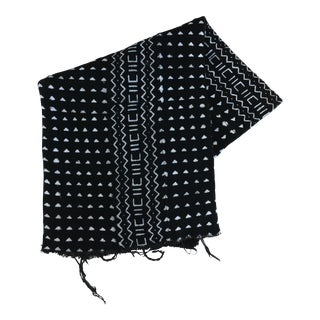 Black & White African Mud Cloth