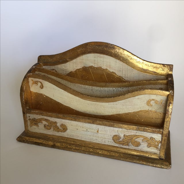 Florentine Letter Box - Image 8 of 11