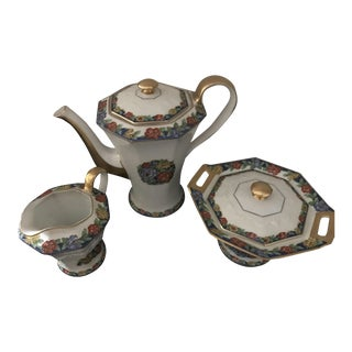 Theodore Haviland Coffee Service Set