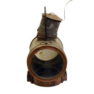 Vintage Electric Carriage Lantern