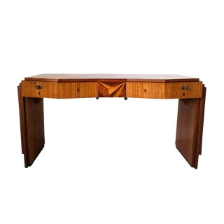 Important Saddier Art Deco Executive Desk