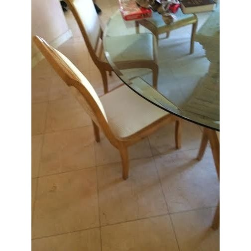 Nancy Corzine Dining Room Chairs - Set of 8 - Image 5 of 5