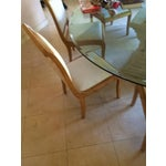 Image of Nancy Corzine Dining Room Chairs - Set of 8