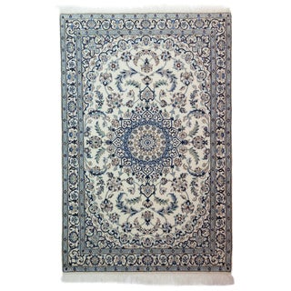 "New Traditional Hand Knotted Area Rug - 3'9"" x 5'8"""