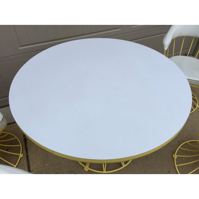 Vintage Mid-Century Modern Dining Set - Image 4 of 9
