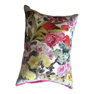 Floral Designers Guild Down Accent Pillow