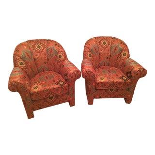 Custom Tulip Chairs - Pair