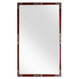 Regency Style Oversize Parcel Gilt Mirror