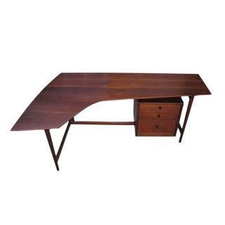 Richard Artschwager Studio Walnut Desk