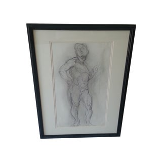 Male Nude Sketch