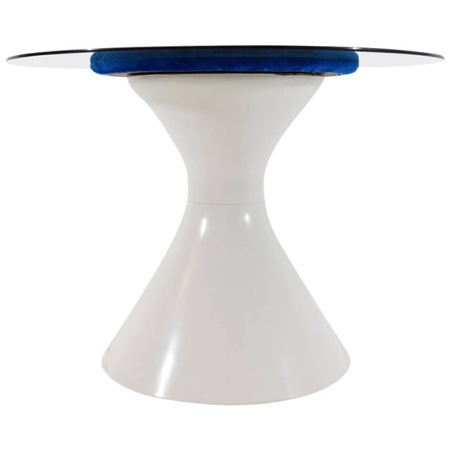 Space Age Style Dining Table by Chromecraft - Image 1 of 5