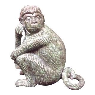 Maitlin-Smith Mid-Century Curious Monkey