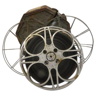 Godinger Movie Case & Reels