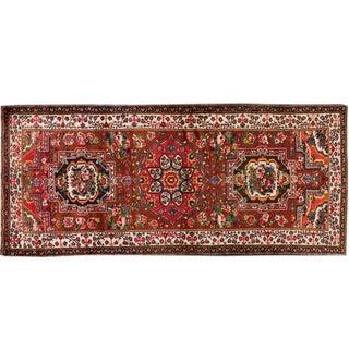 "Vintage Apadana Persian Rug - 5'4"" X 12'4"""
