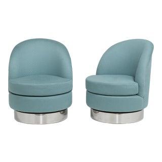 The Talisman Swivel Chairs by Talisman Bespoke
