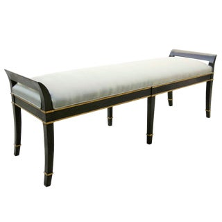 Long Sutton Place Designer Bench by Randy Esada Designs