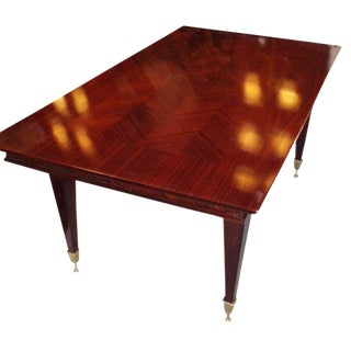 Maison Jansen Extending Dining Table in Rosewood