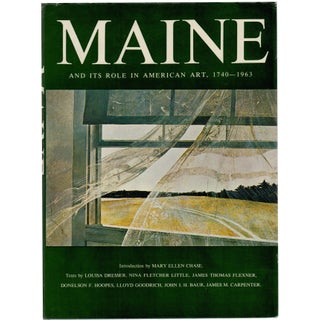Maine: Its Role In American Art