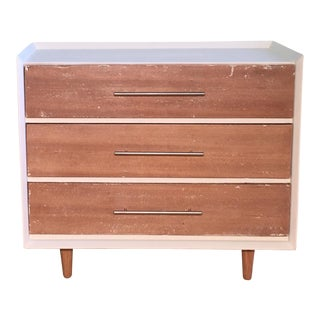 Architectural Modern by Morris of California Mid Century Dresser
