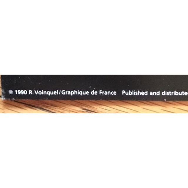 Image of Raymond Voinquel Poster, Stade De Bordeaux
