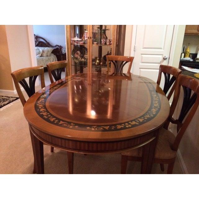 Image of Baker Dining Set