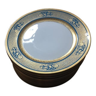Rosenthal Bavaria Ivory Chargers - Set of 12