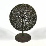 "Image of James Bearden Oversize ""Hive"" Abstract Sculpture"