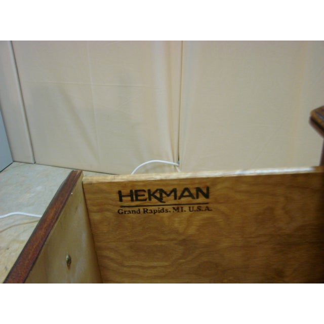 Image of Hekman One-Drawer End Table