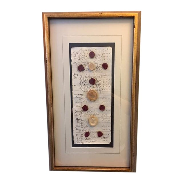 Image of Sorcher Marin Vintage Cameo On Paper