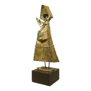 Bijan Masoumpanah Metal Sculpture