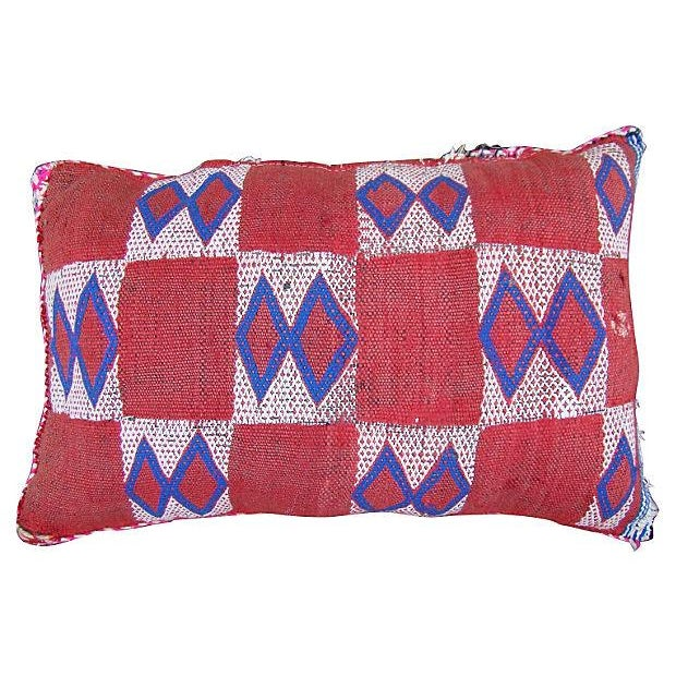 Moroccan Berber Sham Pillow - Image 2 of 2