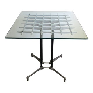 Vintage Grid Table by Robert Josten