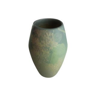 C.1905 Weller Pottery Floral Motif Vase
