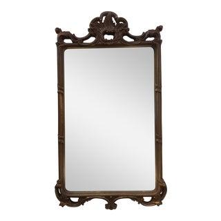 Vintage Ornate Hanging Wall Mirror