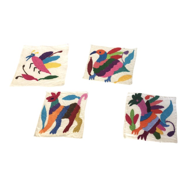 Otomi Coaster Set - Set of 4 - Image 1 of 3