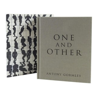 """Antony Gormley """"One and Other"""" Book"""