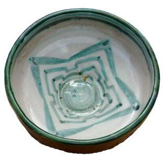 Mid-Century Raymor Pottery Bowl