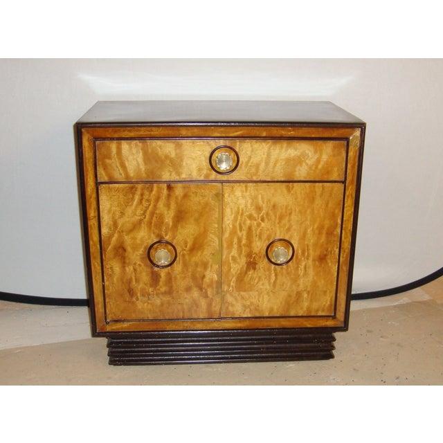 Image of Art Deco Nightstands - a Pair