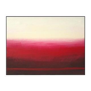 """Ron Burgundy No. 4"" Framed Fine Art Giclée Print"
