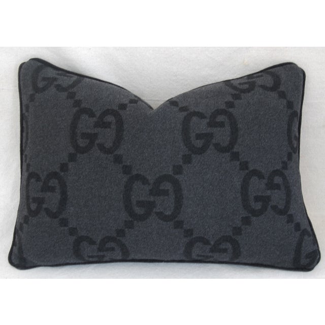 Gucci Cashmere & Mohair Pillows - Pair - Image 4 of 10