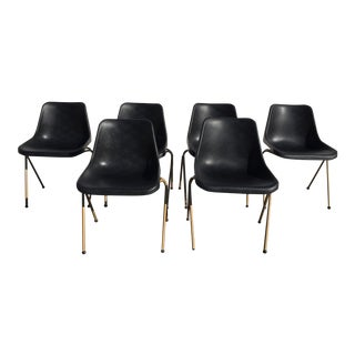 Mid-Century Shamrock Neatway Chairs - Set of 6