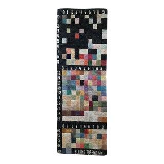 Tufenkian Weavers Color Sampler Runner - 2′1″ × 6′1″